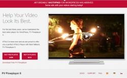 FV Flowplayer Pro — настраиваемый Видеоплеер