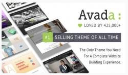Avada 5.6.1 Лучшая тема wordpress