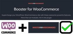 Booster for WooCommerce — Усилитель для WooCommerce