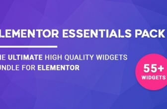 Essential Addons for Elementor — адд-оны для Elementor Pro