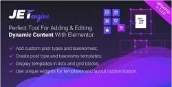 JetEngine — Добавление & Редактирования Динамического контента с Elementor