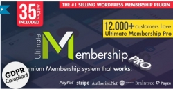 Ultimate Membership Pro — платный доступ на сайт
