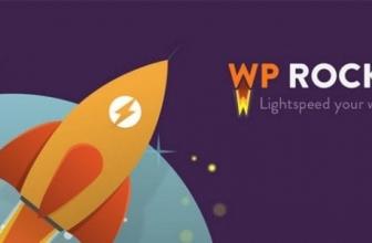 Плагин ускорения для сайта WP Rocket v3.1.3.1